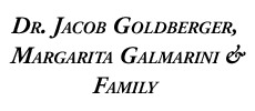 Dr. Jacob Goldberger