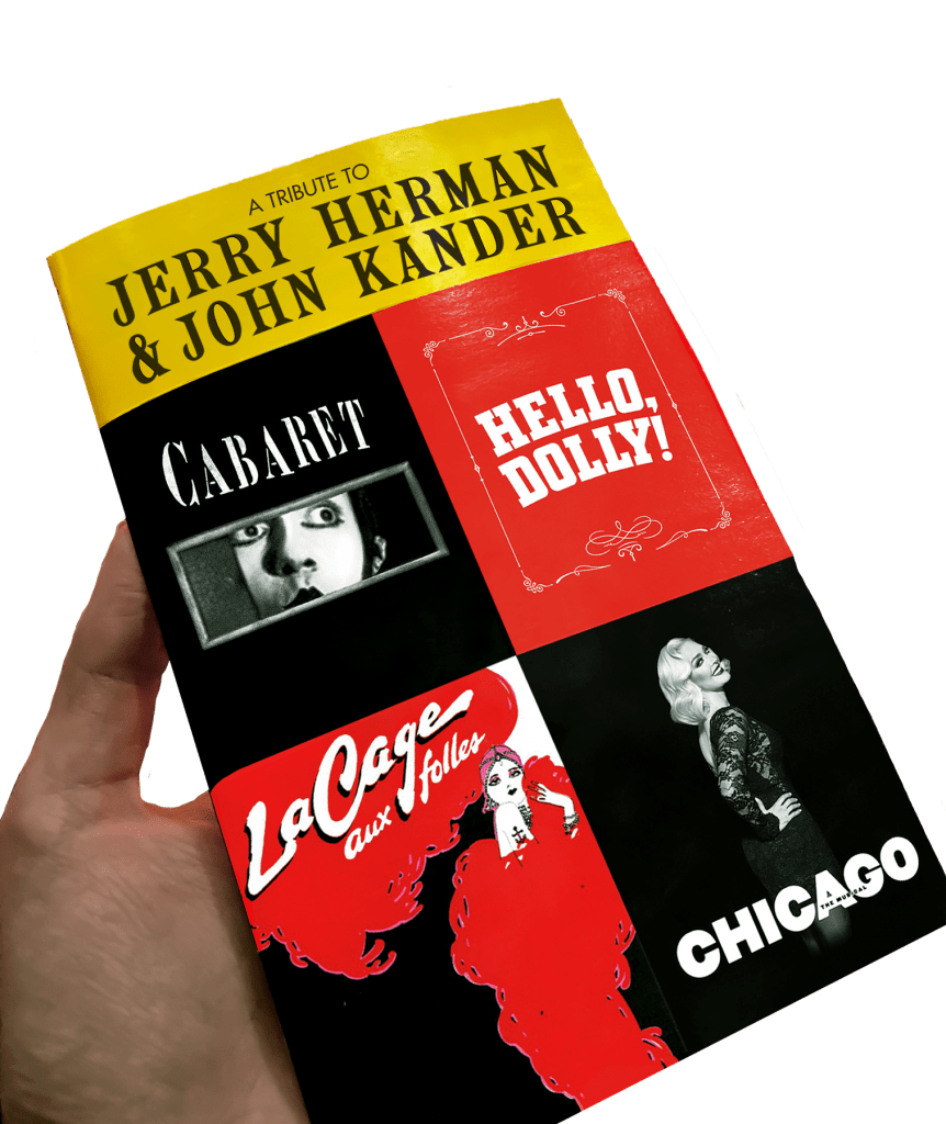 Tribute to Jerry Herman & John Kander